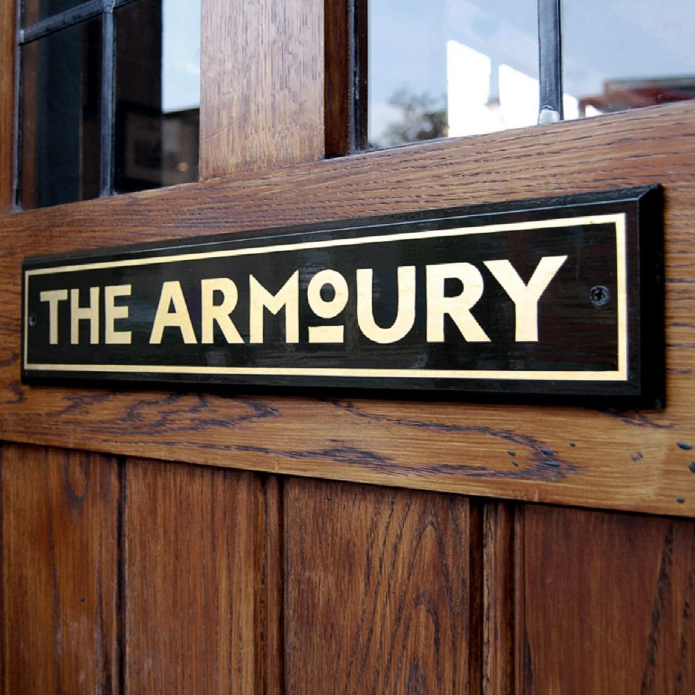 Armoury-Door
