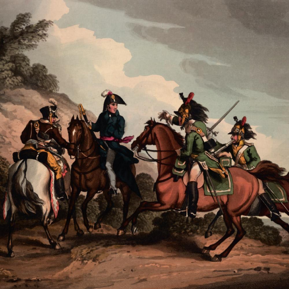 Armoury-Horses